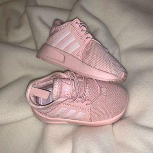 ADIDAS Pink Kids Sneaker